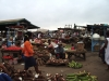 markt in Accra