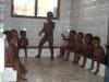 weeshuis - allemaal op de wc